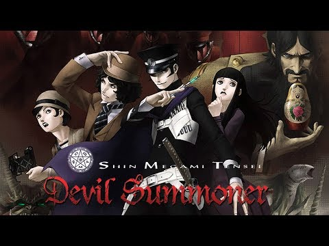 SMT Devil Summoner: Raidou Kuzunoha vs. The Soulless Army – The Movie / All Cutscenes