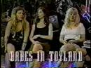 Babes In Toyland  Interview on Request TV Part 2