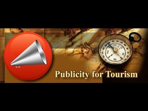 Tourism Publicity Free Course Lesson 1