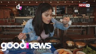 Good News: Bea Binene, nag-food trip sa Busan, South Korea!