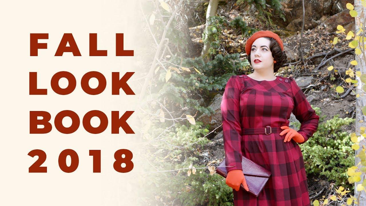 Fall Lookbook 2018 – Vintage Style