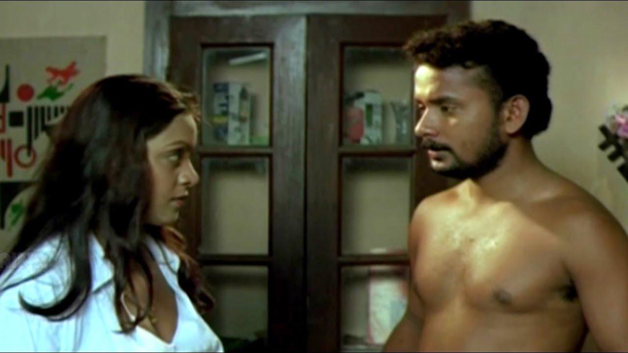 Download നീയും ആളുമോശം ഇല്ലലോ, അതും കൂട്ടുകാരന്റെ ഭാര്യയെ   Punnara poonkuyil movie scene  