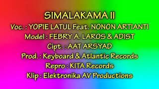 Download Mp3 Simalakama Ii  Febry & Adist O.a. Yopie Latul & Nonon A  Karya: Aat Arsy