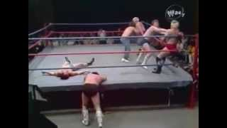 Pat Patterson & Ray Stevens vs Billy Robinson & Frank Young