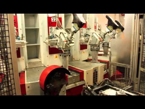 Delta Plus China Production Presentation