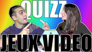 QUIZZ JEUX VIDEO | HISTOIRE & ANECDOTES ! Guillaume VS Kim !