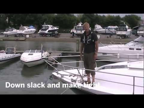 Motor Boat & Yachting's Yachtmaster training - seamanship