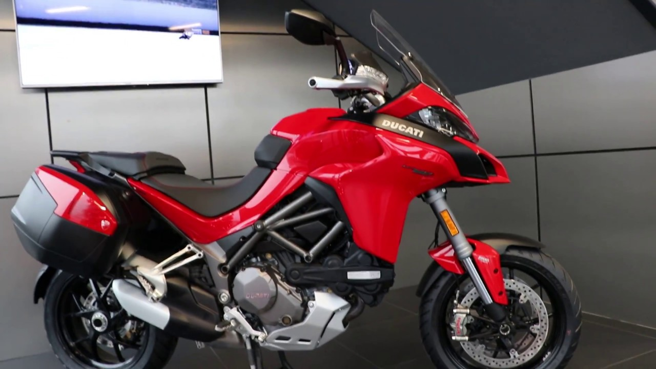 Ducati Luggage Systems