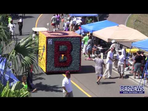 Bermuda Shriners' Club Float  May 24 2013