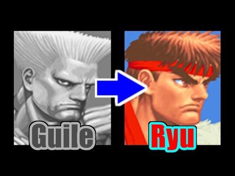 Ryu(リュウ) - SUPER STREET FIGHTER II Turbo