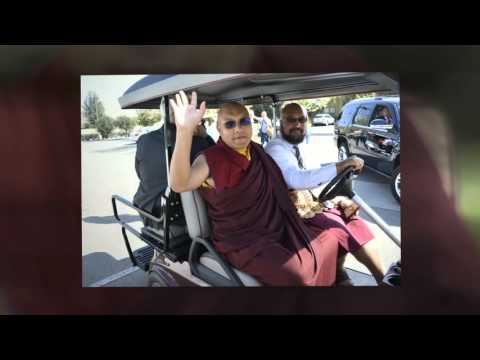 Highlights From The Visit Of His Holiness The Karmapa