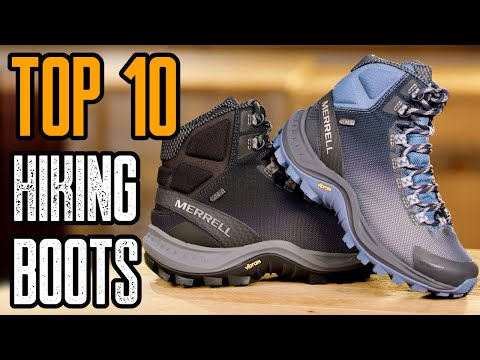 TOP 10: Best Hiking Shoes & Boots 2020 (Merrell Shoes)