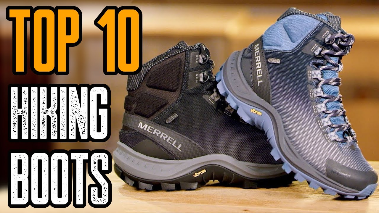 Best Hiking Shoes \u0026 Boots 2020 (Merrell