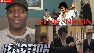 Elvis & Nixon Official Trailer #1 (2016) Michael Shannon, Kevin Spacey REACTION!