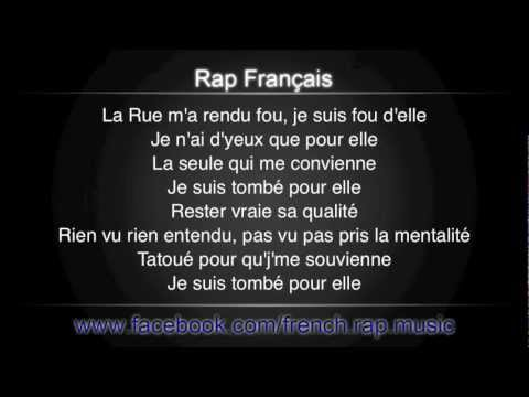 Booba - Tombé Pour Elle Paroles (Lyrics) 2012 Futur HD