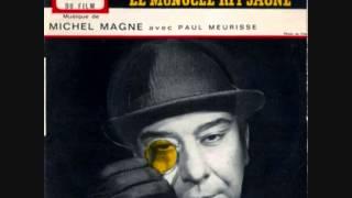 Michel Magne -Le Monocle Rit Jaune - 1964