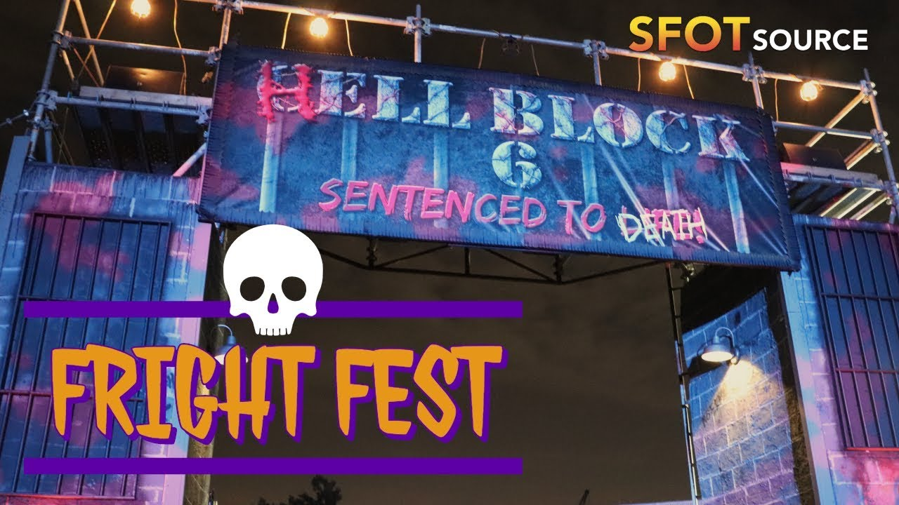 Six Flags Over Texas Fright Fest 2018 New Haunted House Scare Zones More
