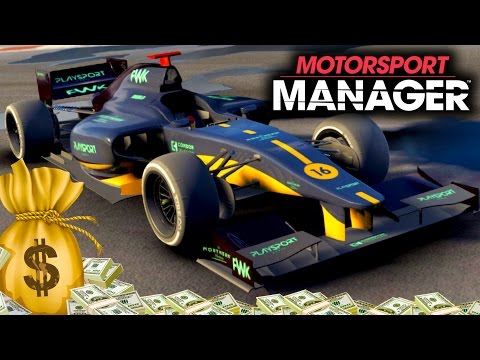 NEW SEASON! £50 MILLION TO SPEND! HQ UPGRADES!   Motorsport Manager PC