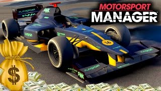 NEW SEASON! £50 MILLION TO SPEND! HQ UPGRADES! | Motorsport Manager PC