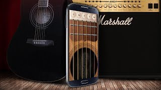 Real Guitar - realistic guitar simulator for mobile