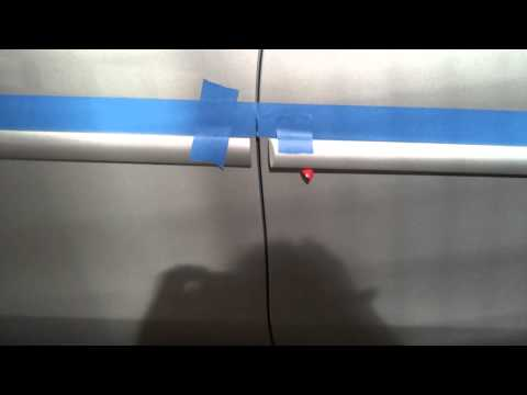 How to Install body side door moldings on 2013 Nissan Altima or any other car