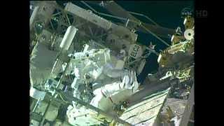 Expedition 41   US Spacewalk EVA 28   October 15   Part 5