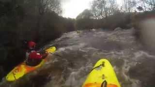Castlebar Kayak Club - Avonmore River