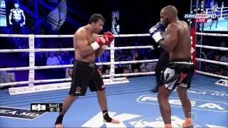 PAVEL ZHURAVLEV  VS  FREDDY KEMAYO  FULL FIGHT  26092015