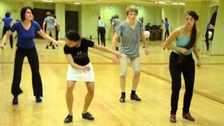 Уроки степа | Степ обучение | Танец чечетка | Степ Светлана Медведева
