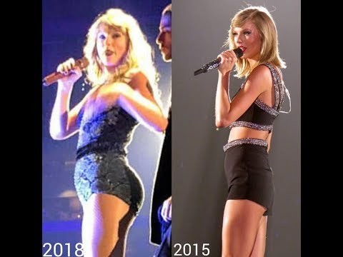 Taylor Swift's Weight Gain