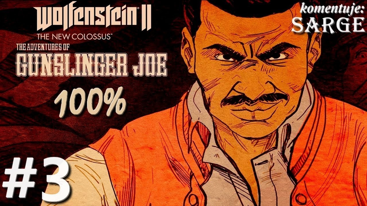 Zagrajmy w Wolfenstein 2: The Adventures of Gunslinger Joe DLC (100%) odc. 3 – Zabójczy zbieg