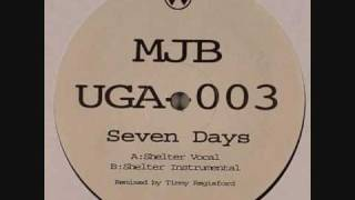Mary J  Blige   Seven Days Shelter Instrumental