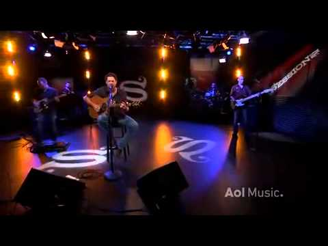 Blake Shelton  Who Are You When I'm Not Looking AOL sessions
