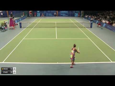 Rodina Evgeniya v Parmentier Pauline - 2016 ITF Poitiers