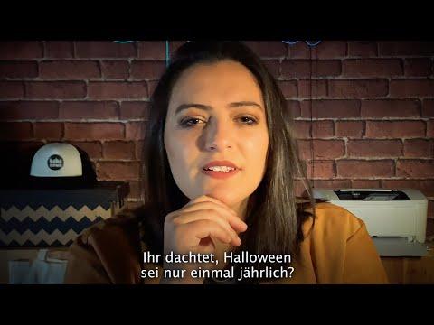 Bei Ausländern ist Halloween an 365 Tagen im Jahr