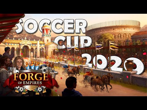 Forge of Empires -- SOCCER CUP 2020 -- Ganz ohne Geisterspiele!