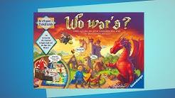 Wo war's? // Brettspiel - Erklärvideo