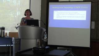 IEDP Lecture Series: Dr. Fran Vavrus