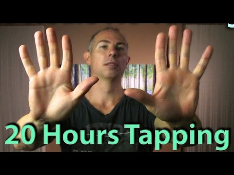 ASMR 20 Hours of Tapping Sounds for Sleep & Relaxation