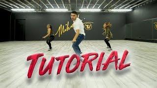Tropkillaz, J Balvin, Anitta - Bola Rebola ft. MC Zaac (Tutorial) Choreography | MihranTV