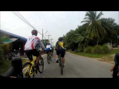 ทริป สงขลา-เกาะยอ ชมรมจักรยานบ่อยาง..หรรษา
