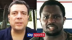 Dillian Whyte reacts angrily to WBC President after explaining his mandatory position 😡