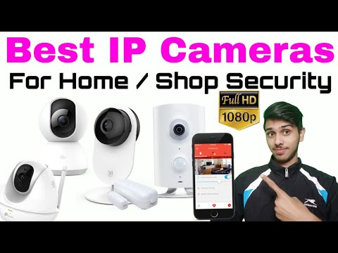 The Best Indoor Home Security Cameras for 2020 | Best IP Camera in 2020 - Top 5 IP Cameras Review