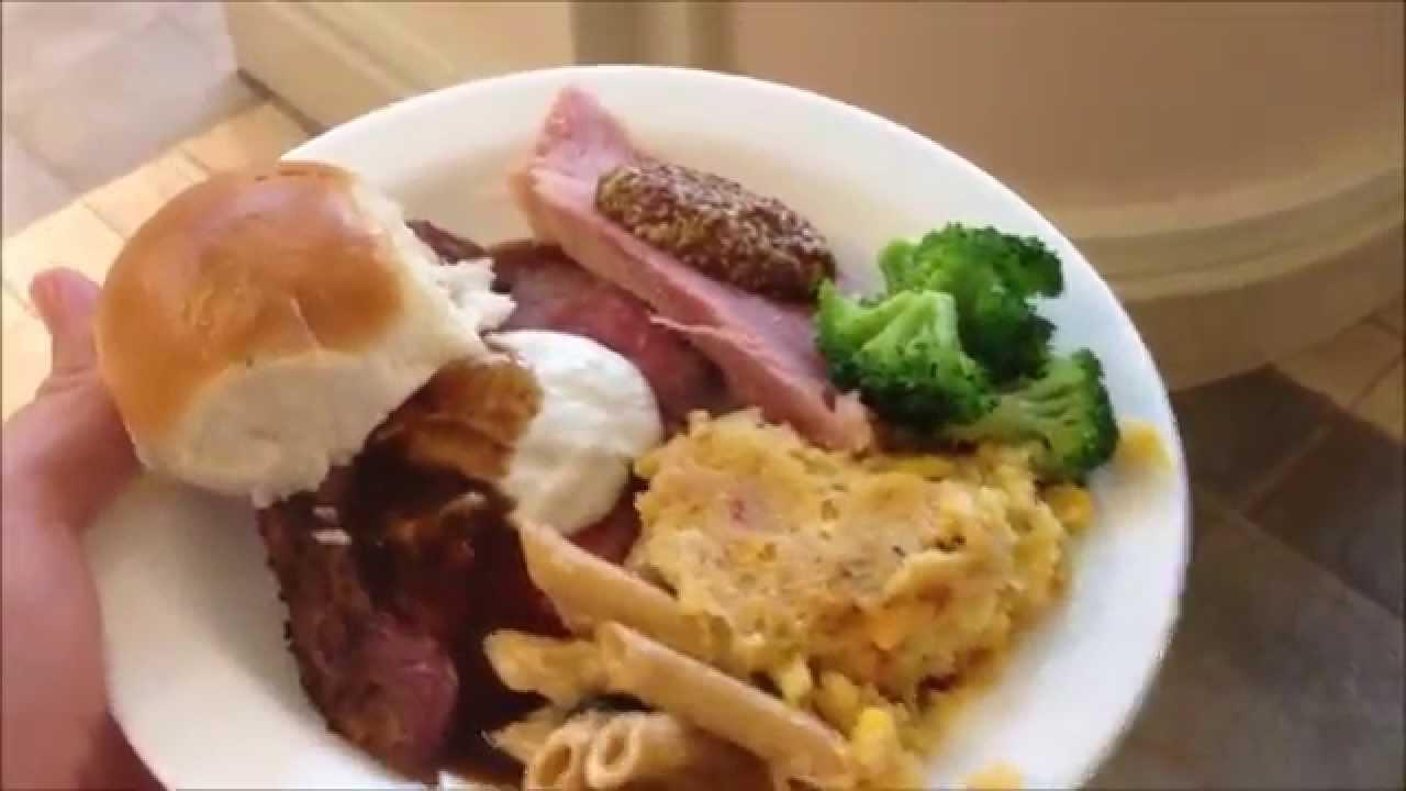 Magic Kingdom Crystal Palace Restaurant Buffet Lunch Menu Items at ...