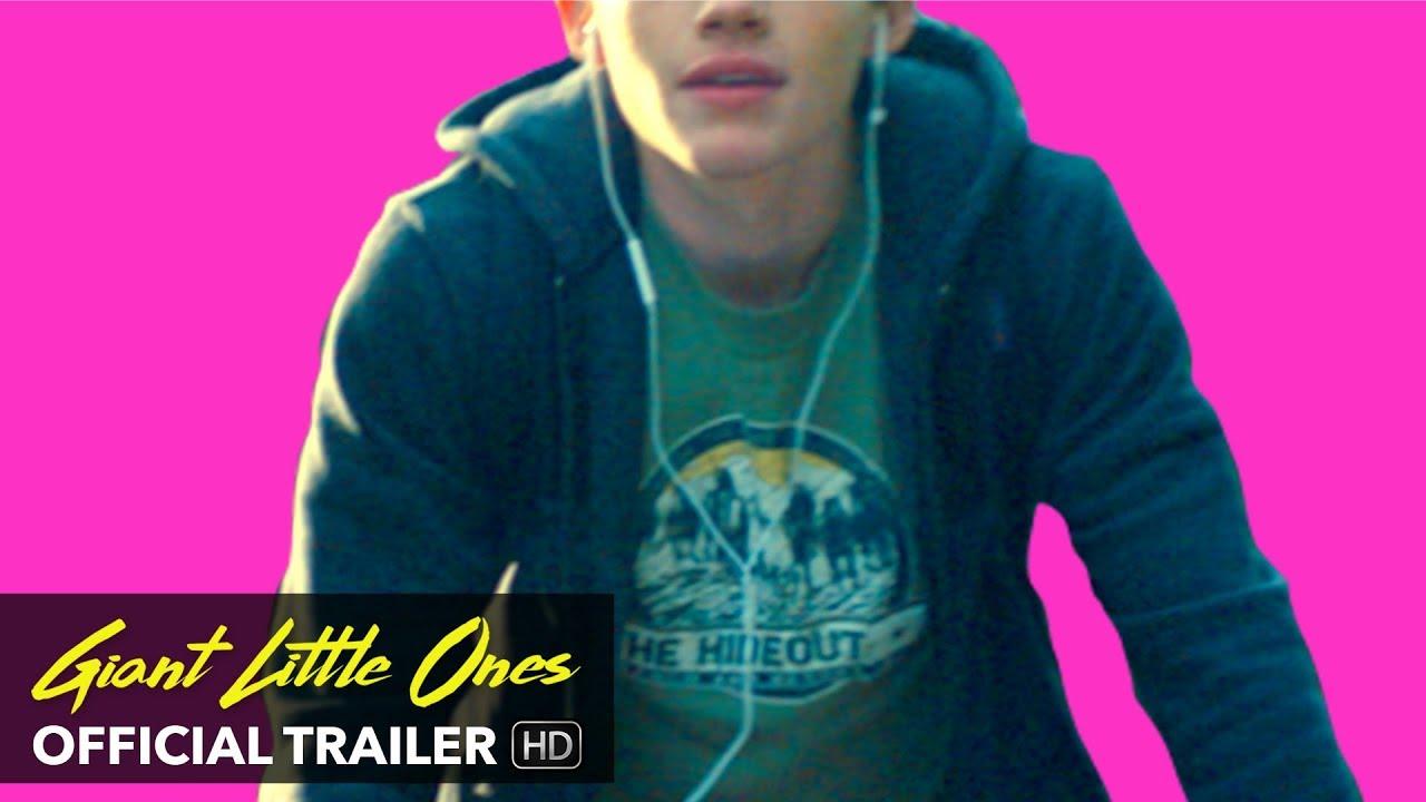 GIANT LITTLE ONES Trailer [HD] Mongrel Media
