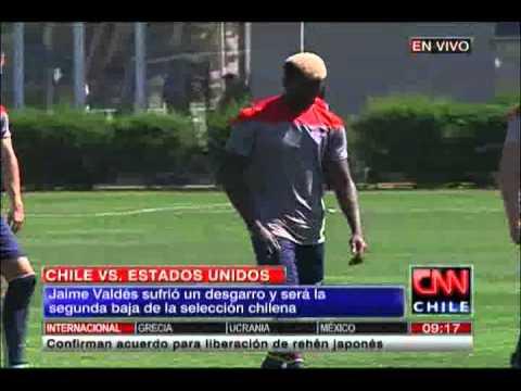 Este miércoles las selecciones de Chile y Estados Unidos jugarán el primer amistoso de 2015