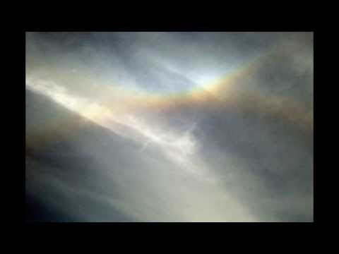 5.9.2015 Amazing Clouds, electrical looking shapes, Firmament, plus...a double sunbow