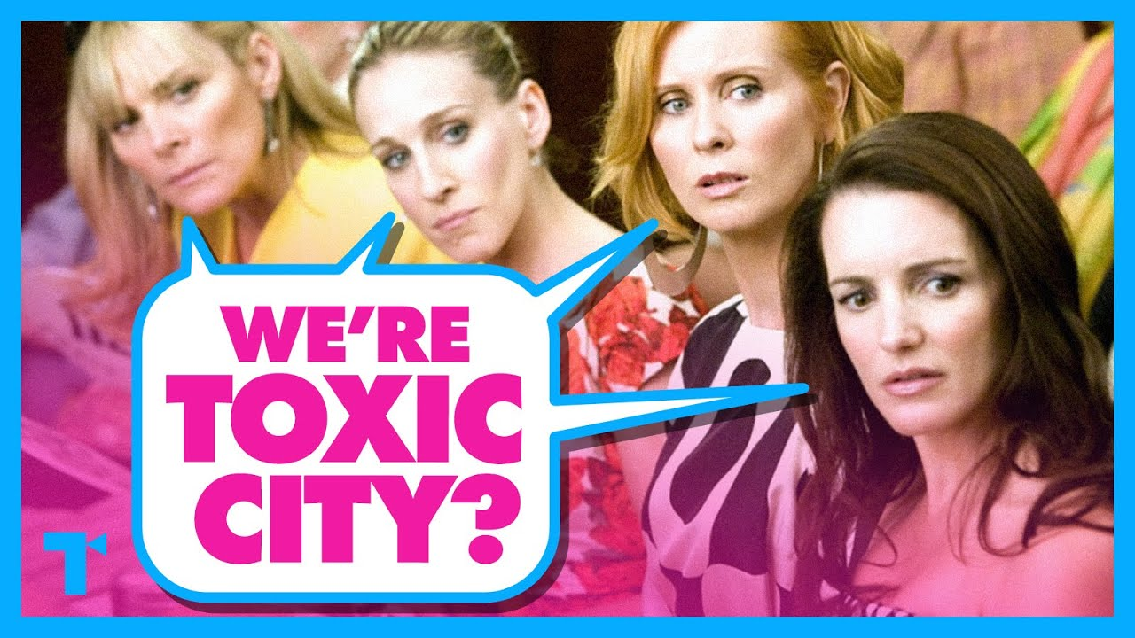 Download Toxic Takeaways - What Sex and the City Got Wrong