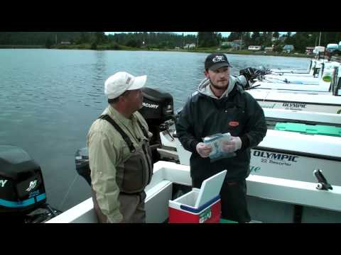 Fireweed Lodge Fishing part 1