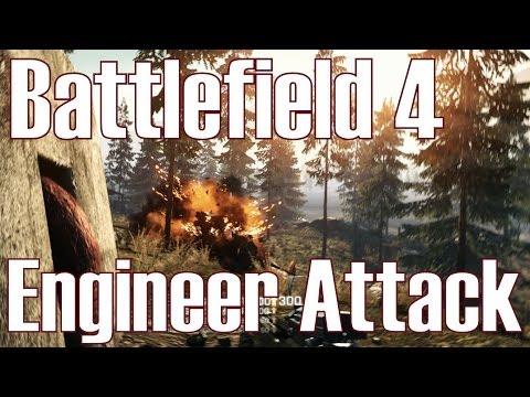 Battlefield 4 ✯ Engineer Attack ✯ Meine Lieblings Klasse [Deutsch/HD]